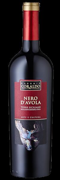 Baronie Coraldo Nero d'Avola 2018